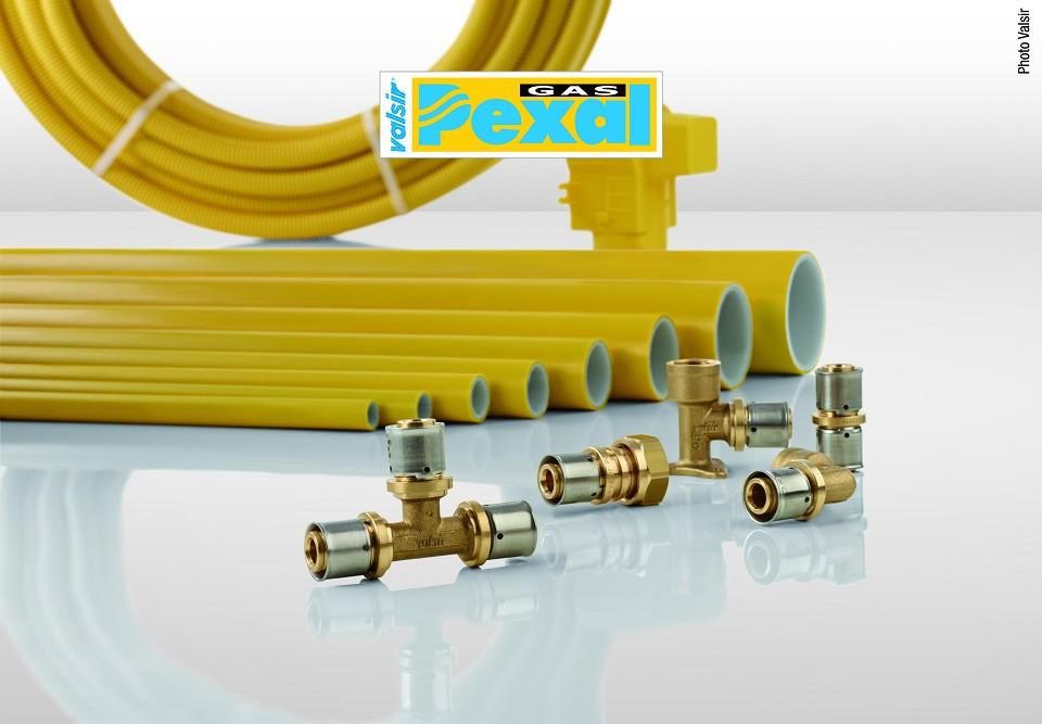 Scarichi e adduzione acqua tubo multistrato gas raccordi for Materiale del tubo della linea d acqua