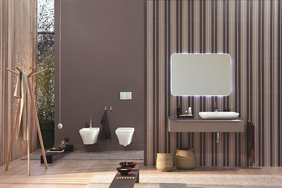 Ceramica smaltata sanitari vetrochina citterio lavabo for Arredo bagno pozzi ginori